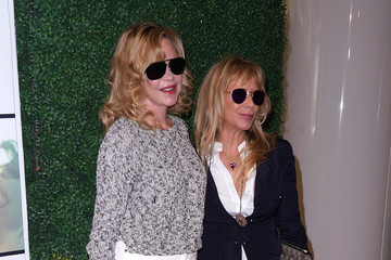 Melanie Griffith Rosanna Arquette Global Gift Foundation USA Women's Empowerment Luncheon And Speaker Panel In Support Of The Eva Longoria Foundation