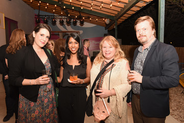 Melanie Lynskey Entertainment Weekly Celebrates Mr. Robot With Dinner At The Spotify House In Austin, TX During SXSW