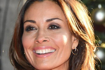 Melanie Sykes TRIC Awards Christmas Lunch - Red Carpet Arrivals