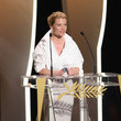 Melanie Thierry Closing Ceremony - The 74th Annual Cannes Film Festival