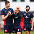 Nathan Jones and Tom McDonald Photos