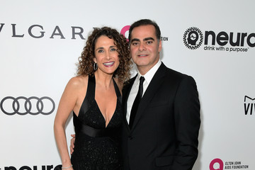 Melina Kanakaredes 25th Annual Elton John AIDS Foundation's Oscar Viewing Party With Cocktails by Clase Azul Tequila and Chopin Vodka
