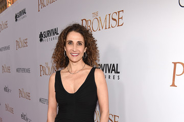 Melina Kanakaredes Premiere of Open Road Films' 'The Promise' - Red Carpet