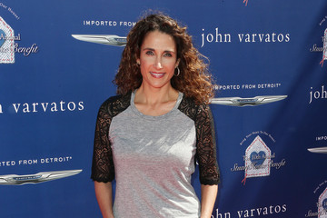Melina Kanakaredes 10th Annual John Varvatos Annual Stuart House Benefit 2