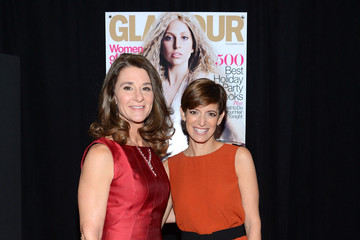 Melinda Gates Stars at the Glamour Honors the Women of the Year