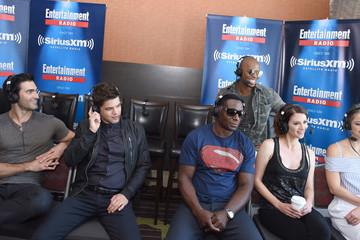 Melissa Benoist SiriusXM's Entertainment Weekly Radio Channel Broadcasts From Comic-Con 2016 - Day 3