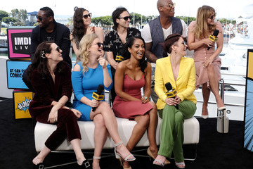 Melissa Benoist #IMDboat At San Diego Comic-Con 2019: Day Three