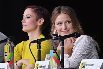 Melissa Benoist Comic-Con International 2018 - 'DC's Legends Of Tomorrow' Special Video Presentation And Q&A