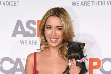 Melissa Bolona ASPCA'S 18th Annual Bergh Ball Honoring Edie Falco And Hillary Swank - Arrivals