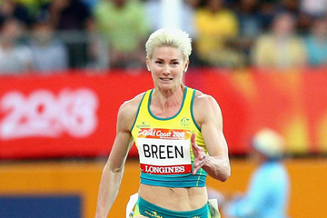 Melissa Breen Athletics - Commonwealth Games Day 4