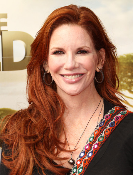 Melissa Gilbert Actress Melissa Gilbert attends the premiere of Warner ...