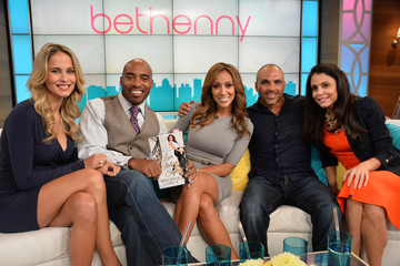 Melissa Gorga Bethenny Hosts Taye Diggs, Joe & Melissa Gorga, Tiki Barber & Traci Johnson