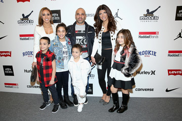 Melissa Gorga Rookie USA Presents Kids Rock!- Backstage - Fall 2016 New York Fashion Week: The Shows