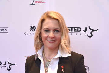 Melissa Joan Hart 'Steven Tyler...Out on a Limb' Show to Benefit Janie's Fund in Collaboration with Youth Villages - Red Carpet