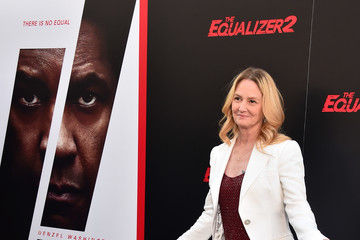 Melissa Leo Premiere Of Columbia Pictures' 'Equalizer 2' - Arrivals