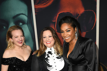 Melissa McCarthy Tiffany Haddish Premiere Of Warner Bros Pictures' 'The Kitchen' - Red Carpet