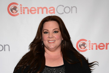 Melissa McCarthy Celebs Promote Their Films at CinemaCon