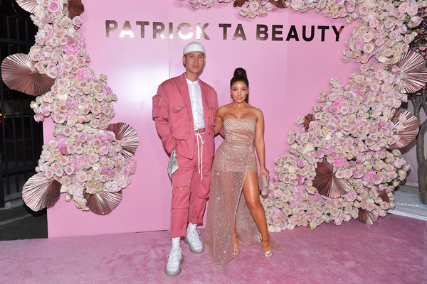 Launch Of Patrick Ta's Beauty Collection
