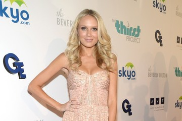 Melissa Ordway Arrivals at the Thirst Project's 4th Annual Gala