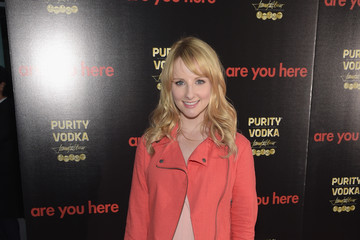 Melissa Rauch 'Are You Here' Premieres in Hollywood