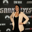 """Melissa Rodriguez Paramount Pictures And Dim Mak Collaboration Launch To Celebrate The Release Of 'Snake Eyes: G.I. Joe Origins"""""""