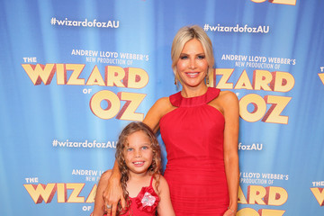 Melissa Tkautz 'The Wizard of Oz Sydney' Premiere - Arrivals