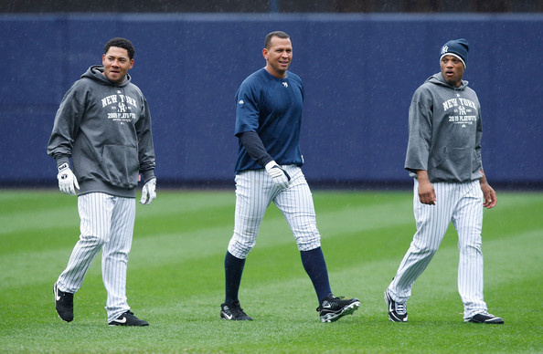 New York Yankees Workout