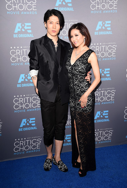 Arrivals at the Critics' Choice Movie Awards — Part 5