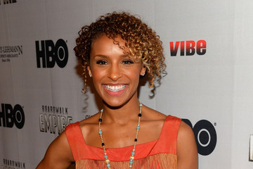 "Melody Thornton HBO ""Boardwalk Empire"" Season Premiere Hosted By Sean ""Diddy"" Combs"