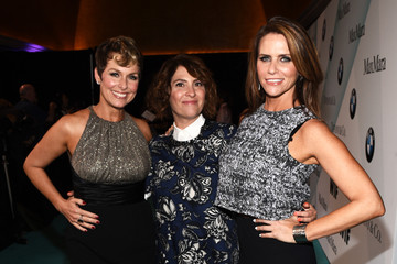 Melora Hardin Amy Landecker Women in Film 2015 Crystal & Lucy Awards Presented By Max Mara, BMW of North America And Tiffany & Co
