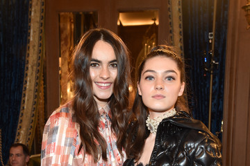 Melusine Ruspoli 'Chanel Collection des Metiers d'Art 2016/17 : Paris Cosmopolite': Photocall At Hotel Ritz