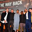 """Melvin Gregg """"The Way Back"""" Q&A Screening With Ben Affleck And Co-Stars In Atlanta, GA"""
