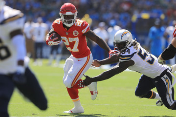 Melvin Ingram Kansas City Chiefs v Los Angeles Chargers