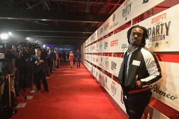 Melvin Ingram 13th Annual ESPN The Party - Arrivals