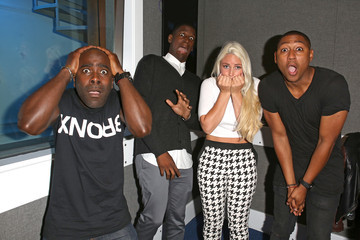 Melvin Odoom Labrinth Visits Kiss FM
