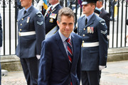 Gavin Williamson attends as members of the Royal Family attend events to mark the centenary of the RAF on July 10, 2018 in London, England.