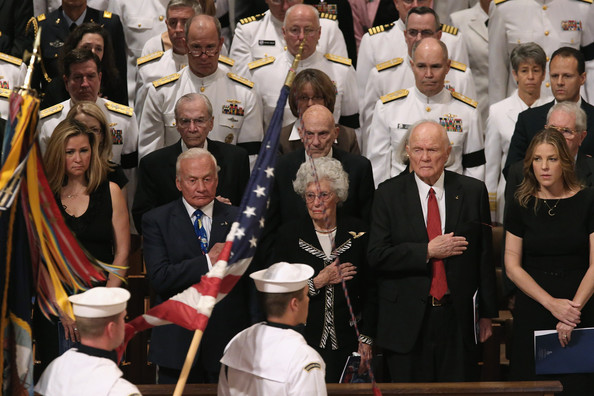 neil armstrong memorial service - photo #9