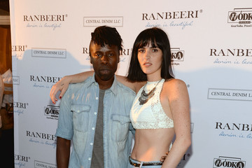 Memsor Kamarake Guests Attend the Ranbeeri Denim Launch Party, Hosted by Ali Lohan