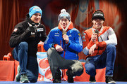 Dario Cologna and Alex Harvey Photos Photo
