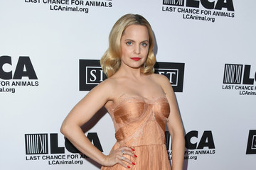 Mena Suvari Last Chance For Animals' Hosts Annual Celebrity Benefit