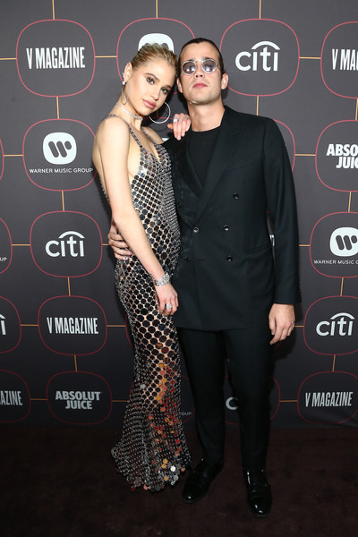 Warner Music Group Pre-Grammy Party - Red Carpet