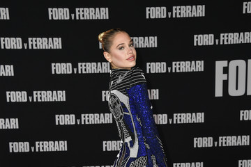 """Meredith Mickelson Premiere Of FOX's """"Ford V Ferrari"""" - Arrivals"""
