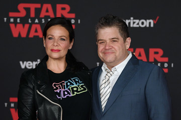 Meredith Salenger Premiere of Disney Pictures and Lucasfilm's 'Star Wars: The Last Jedi' - Arrivals