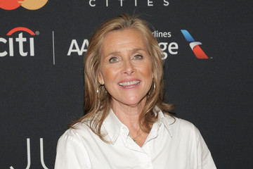 Meredith Vieira Arrivals at the Justin Timberlake Special Performance