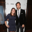 Meredith Wolff Gotham Magazine Celebrates Cover Star Henrik Lundqvist At Wolfgang's Steakhouse
