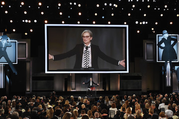 Meryl Streep American Film Institute's 45th Life Achievement Award Gala Tribute to Diane Keaton - Fixed Show