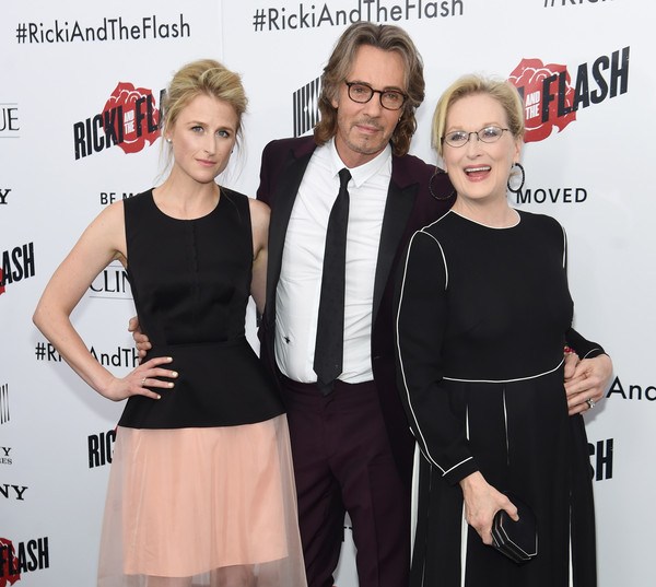 'Ricki and the Flash' New York Premiere - Inside Arrivals