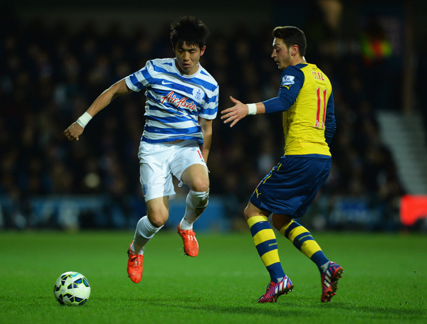 Queens Park Rangers v Arsenal