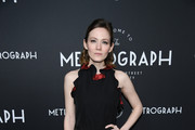 Louisa Krause attends the Metrograph 3rd Anniversary Party at Metrograph on March 21, 2019 in New York City.