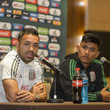 Marco Fabian and Jesus Gallardo
